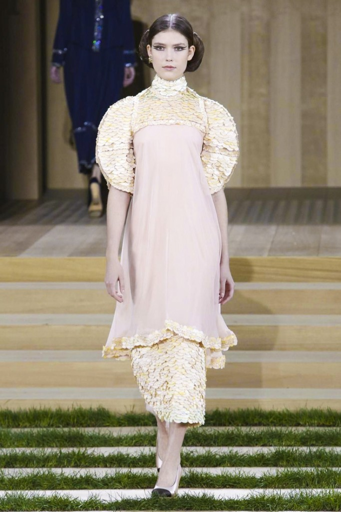 Chanel, Couture Collection Spring Summer 2016 in Paris